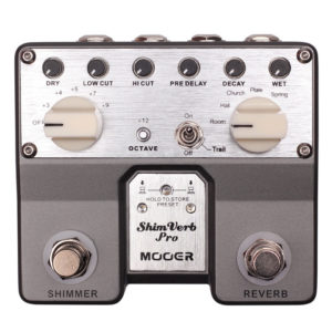 Фото 4 - Mooer ShimVerb Pro Reverb + Shimmer.