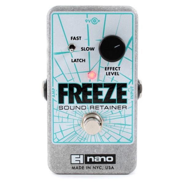 Фото 1 - Electro-Harmonix (EHX) Freeze.