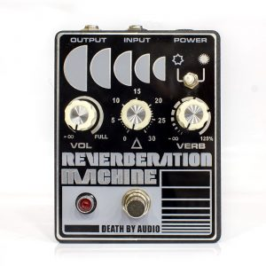 Фото 18 - Death By Audio Reverberation Machine (used).