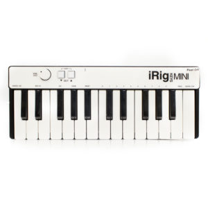 Фото 6 - IK Multimedia iRig KEYS Mini Keyboard Controller (used).