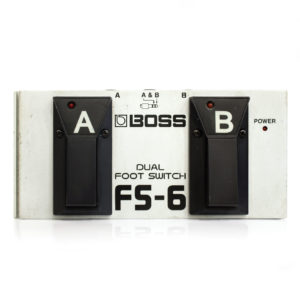 Фото 27 - Boss FS-6 Dual Footswitch (used).