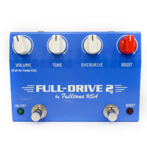 Фото 15 - EBS Metaldrive Universal Distortion Pedal (used).