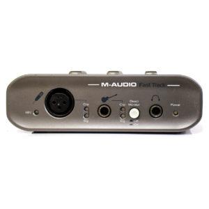 Фото 4 - Звуковая карта M-Audio Fast Track USB (used).