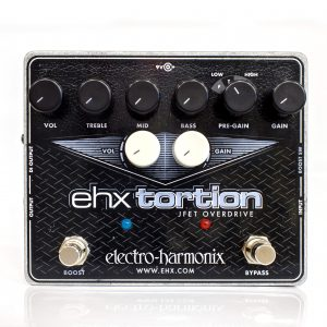 Фото 6 - Electro-Harmonix EHX Tortion JFET Overdrive (used).