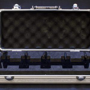 Фото 5 - Mooer FireFly M5 Pedal Board (used).