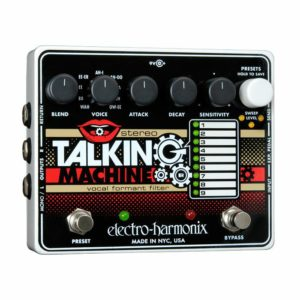 Фото 9 - Electro-Harmonix (EHX) Stereo Talking Machine.