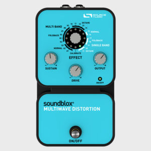 Фото 2 - Source Audio Soundblox Multiwave Distortion SA120.