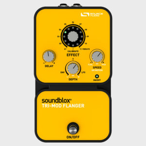 Фото 5 - Source Audio Soundblox Tri-Mod Flanger SA123.