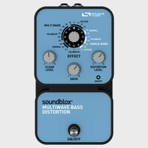 Фото 7 - Source Audio SA125 Soundblox Multiwave Bass Distortion.