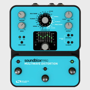 Фото 10 - Source Audio Souldblox Pro Multiwave Distortion SA140.