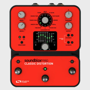 Фото 11 - Source Audio Soundblox Pro Classic Distortion SA142.