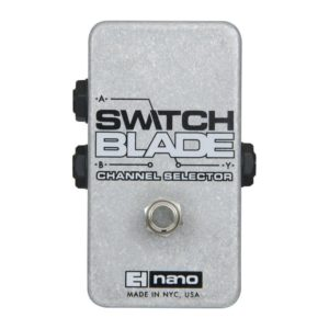 Фото 18 - Electro-Harmonix (EHX) Switchblade Channel Selector.