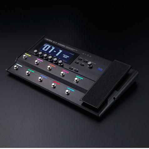 Фото 3 - Boss GT-1000 гитарный процессор.