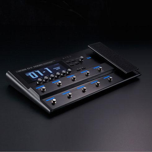 Фото 2 - Boss GT-1000 гитарный процессор.
