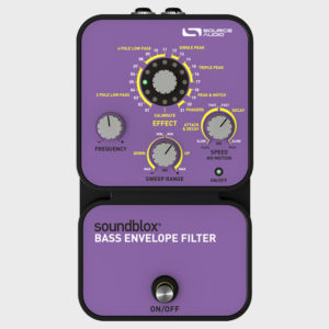 Фото 8 - Source Audio Soundblox Bass Envelope Filter SA126.