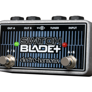 Фото 17 - Electro-Harmonix (EHX) Switchblade Plus Channel Selector.
