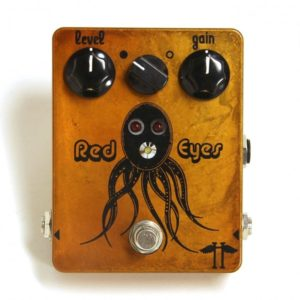 Фото 8 - Heavy Electronics Red Eyes Overdrive.