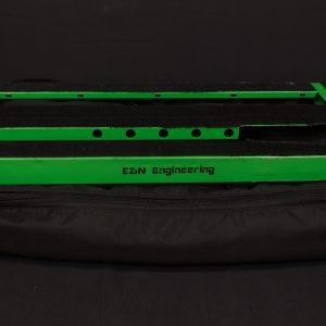 Фото 6 - E&N Grand Green Pedalboard (used).