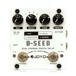 Фото 16 - Joyo D-Seed Dual Chanel Digital Delay (used).