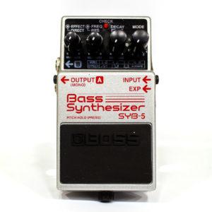Фото 14 - Boss SY-1 Synthesizer.