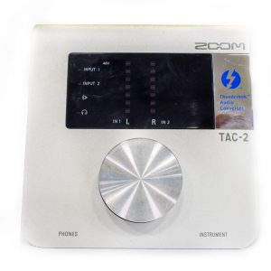 Фото 3 - Zoom TAC-2 Thunderbolt Audio Converter (used).
