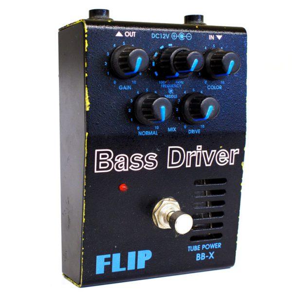 Фото 4 - Guyatone BB-X Flip Bass Driver Overdrive Distortion (used).