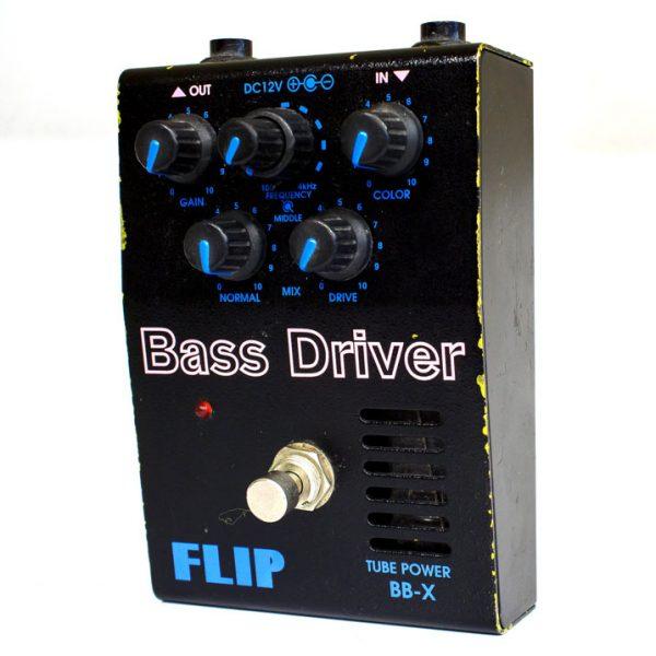 Фото 3 - Guyatone BB-X Flip Bass Driver Overdrive Distortion (used).