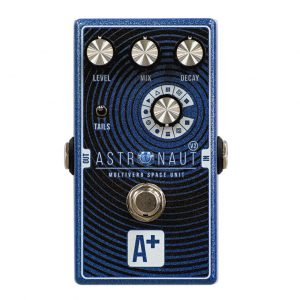 Фото 10 - A+ (Shift Line) Astronaut Reverb V2 Limited Blue.