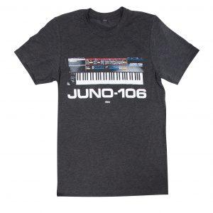 Фото 22 - Футболка Roland JUNO-106 Synthesizer T-Shirt.