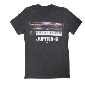 Фото 19 - Футболка Roland JUPITER-8 Synthesizer T-Shirt.