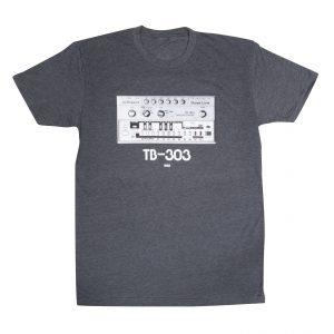 Фото 25 - Футболка Roland TB-303 Synthesizer T-Shirt.