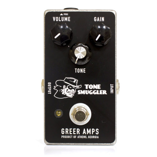 Фото 1 - Greer Amps Tone Smuggler Overdrive/Distortion  (used).