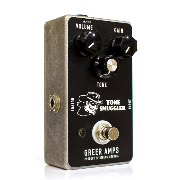 Фото 2 - Greer Amps Tone Smuggler Overdrive/Distortion  (used).