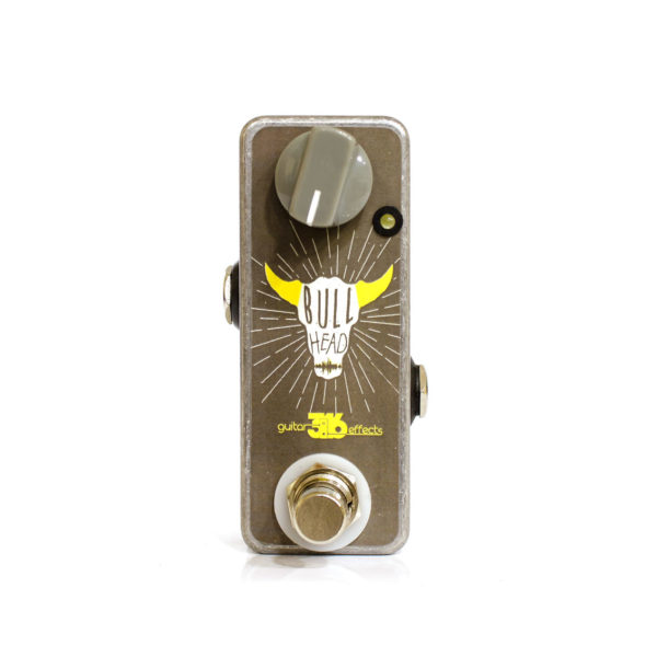 Фото 2 - 3:16 Guitar Effects - Bullhead Fuzz (used).
