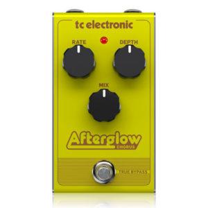 Фото 14 - TC Electronic Afterglow Chorus.