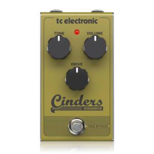 Фото 15 - TC Electronic Cinders.