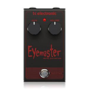 Фото 22 - TC Electronic Eyemaster Metal Distortion.
