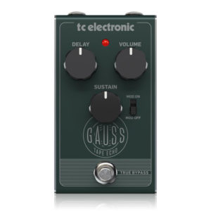 Фото 9 - TC Electronic Gauss Tape Echo Delay.