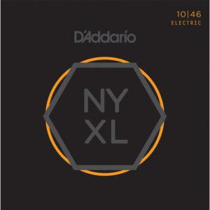 Фото 8 - D'Addario NYXL Nickel Wound High-Carbon Core 10-46.
