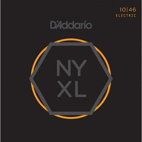 Фото 1 - D'Addario NYXL Nickel Wound High-Carbon Core 10-46.