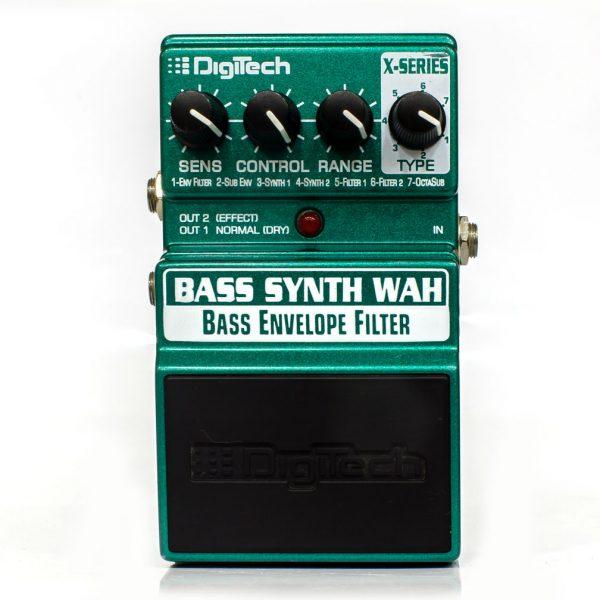 Фото 1 - Digitech Bass Synth Wah (used).