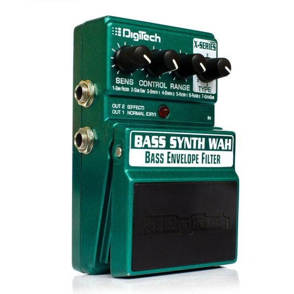 Фото 2 - Digitech Bass Synth Wah (used).