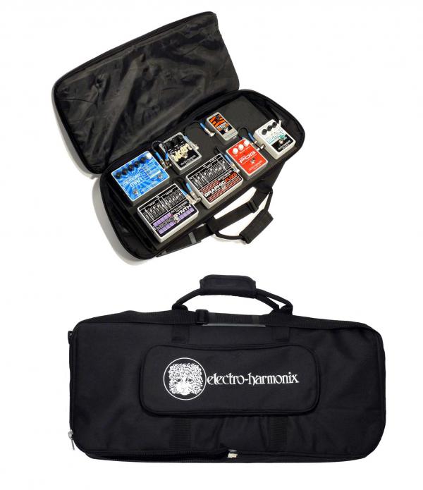Фото 4 - Electro-Harmonix (EHX) Pedalboard Bag.