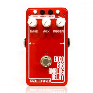 Фото 24 - Malekko Ekko 616 Analog Delay MkII (used).