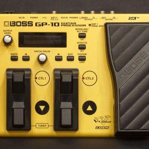 Фото 16 - Boss GP-10GK Guitar Processor (used).