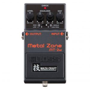 Фото 14 - Boss MT-2W Metal Zone.
