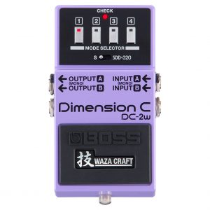 Фото 10 - BOSS DC-2W Waza Craft Dimension C.