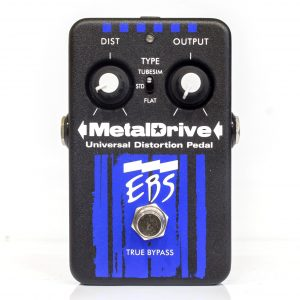 Фото 19 - EBS Metaldrive Universal Distortion Pedal (used).