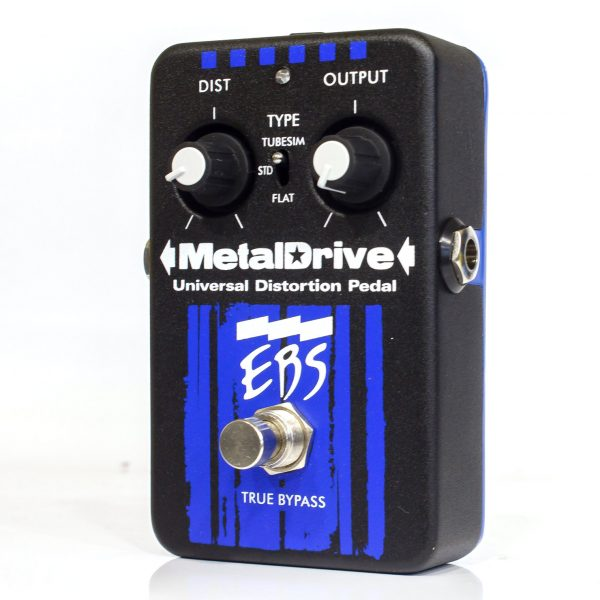 Фото 3 - EBS Metaldrive Universal Distortion Pedal (used).