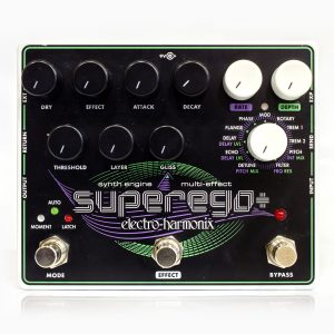 Фото 11 - Electro-Harmonix (EHX) Superego Plus (used).